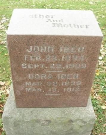 IBEN, JOHN - Scott County, Iowa | JOHN IBEN