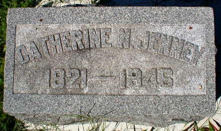 JENNEY, CATHERINE N. - Scott County, Iowa | CATHERINE N. JENNEY