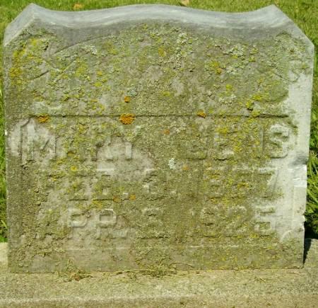 JENS, MARY - Scott County, Iowa | MARY JENS