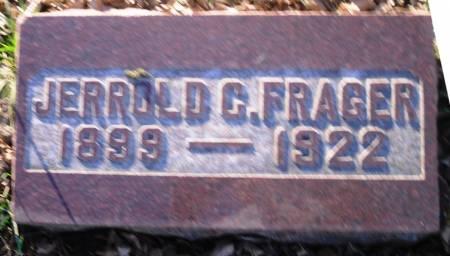 FRAGER, JERROLD C. - Scott County, Iowa | JERROLD C. FRAGER