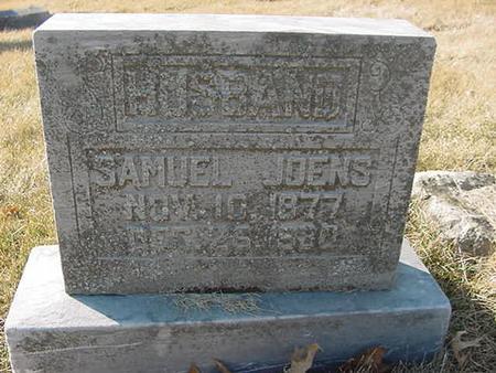 JOENS, SAMUEL - Scott County, Iowa | SAMUEL JOENS