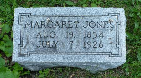 JONES, MARGARET - Scott County, Iowa | MARGARET JONES