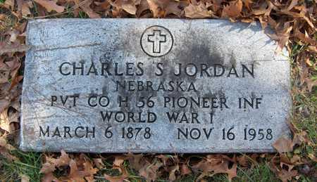 JORDAN, CHARLES S. - Scott County, Iowa | CHARLES S. JORDAN
