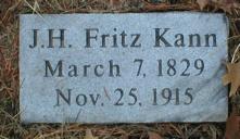 KANN, J.H. FRITZ - Scott County, Iowa | J.H. FRITZ KANN