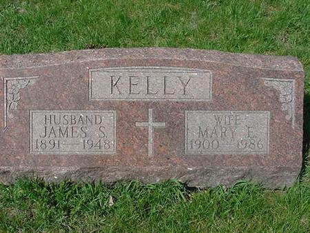 KELLY, MARY E - Scott County, Iowa | MARY E KELLY