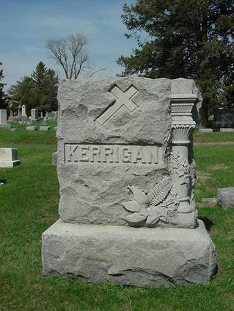 KERRIGAN, FAMILY STONE - Scott County, Iowa | FAMILY STONE KERRIGAN