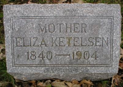 KROEGER KETELSEN, ELIZA - Scott County, Iowa | ELIZA KROEGER KETELSEN