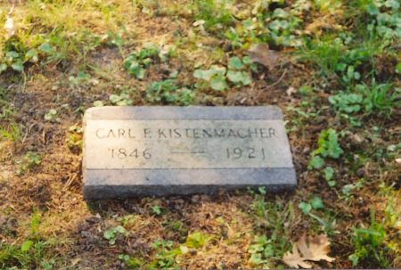 KISTENMACHER, CARL F. - Scott County, Iowa | CARL F. KISTENMACHER