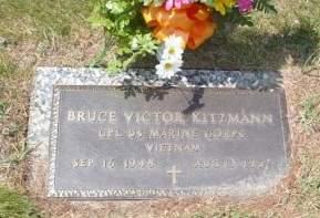 KITZMANN, BRUCE - Scott County, Iowa   BRUCE KITZMANN