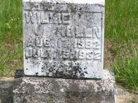 KOLLN, WILHELM - Scott County, Iowa   WILHELM KOLLN