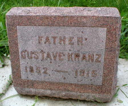 KRANZ, GUSTAVE - Scott County, Iowa | GUSTAVE KRANZ