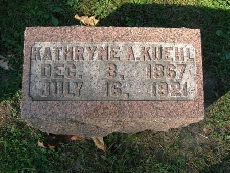 KUEHL, KATHRYNE - Scott County, Iowa | KATHRYNE KUEHL
