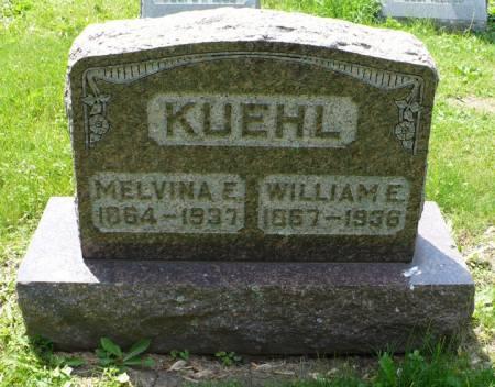 KUEHL, MELVINA E. - Scott County, Iowa | MELVINA E. KUEHL