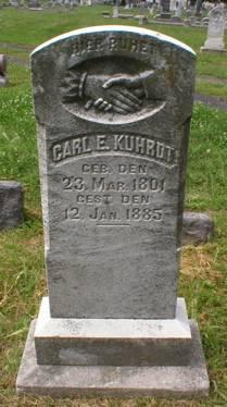 KUHRDT, CARL  E. - Scott County, Iowa | CARL  E. KUHRDT