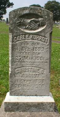 KUHRDT, CARL E. - Scott County, Iowa | CARL E. KUHRDT