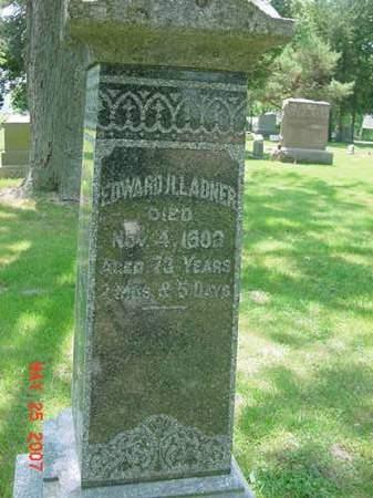 LADNER, EDWARD H - Scott County, Iowa | EDWARD H LADNER