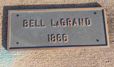LAGRAND, BELL - Scott County, Iowa | BELL LAGRAND