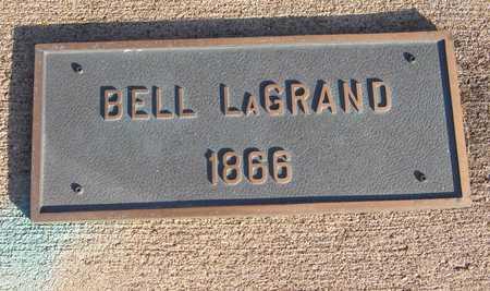 LAGRAND, BELL - Scott County, Iowa | BELL LAGRAND