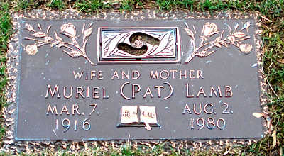 LAMB, MURIEL L. - Scott County, Iowa | MURIEL L. LAMB
