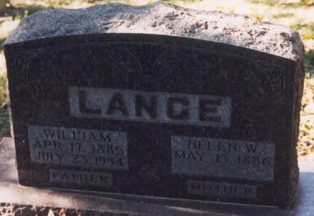 LANGE, HELEN W. - Scott County, Iowa | HELEN W. LANGE