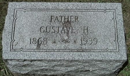 LENSCH, GUSTAVE H. - Scott County, Iowa | GUSTAVE H. LENSCH