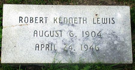 LEWIS, ROBERT KENNETH - Scott County, Iowa | ROBERT KENNETH LEWIS