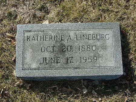 LINEBURG, KATHERINE - Scott County, Iowa | KATHERINE LINEBURG