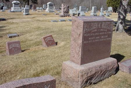 LINEHAN, JOHN T. - Scott County, Iowa | JOHN T. LINEHAN
