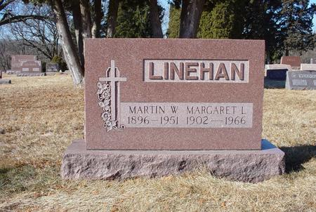 LINEHAN, MARGARET - Scott County, Iowa | MARGARET LINEHAN