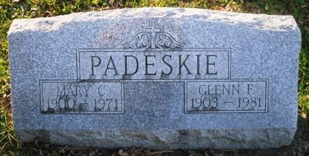 PADESKIE, GLENN F. - Scott County, Iowa | GLENN F. PADESKIE