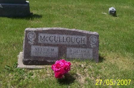 MCCULLOUGH, JENNET MARGARET - Scott County, Iowa | JENNET MARGARET MCCULLOUGH
