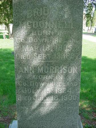 MORRISON, ANN - Scott County, Iowa | ANN MORRISON