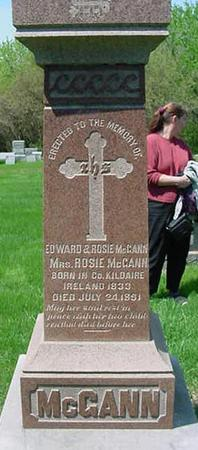 MCGANN, EDWARD - Scott County, Iowa | EDWARD MCGANN