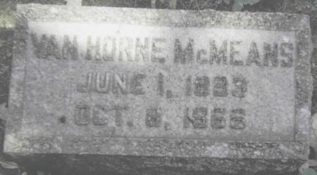 MCMEANS, VAN HORNE - Scott County, Iowa | VAN HORNE MCMEANS