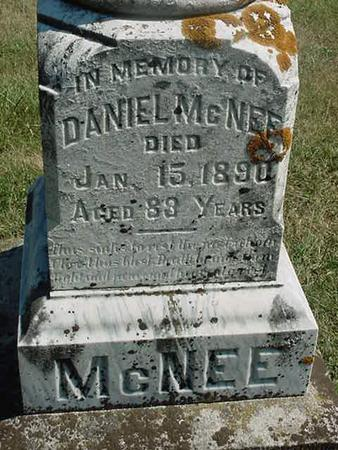 MCNEE, DANIEL - Scott County, Iowa | DANIEL MCNEE