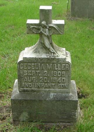 MILLER, CECELIA - Scott County, Iowa | CECELIA MILLER