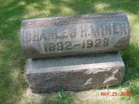 MINER, CHARLES H - Scott County, Iowa | CHARLES H MINER