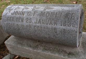 MOELLER, JOHN C.F. - Scott County, Iowa | JOHN C.F. MOELLER