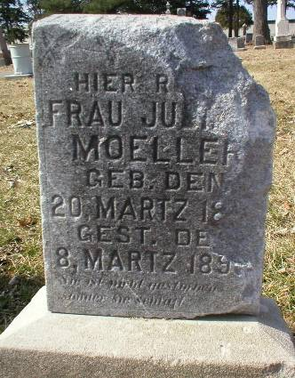 MOELLER, JULIANA - Scott County, Iowa | JULIANA MOELLER