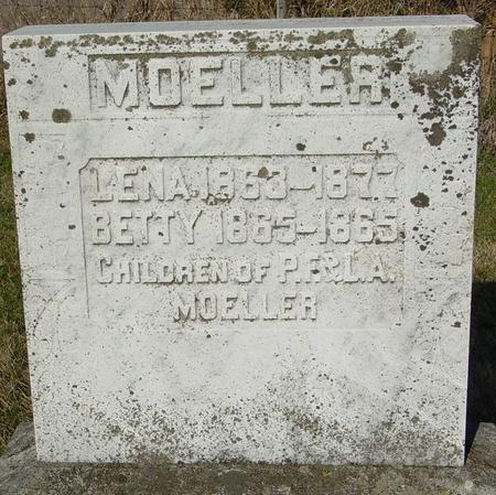 MOELLER, BETTY - Scott County, Iowa | BETTY MOELLER