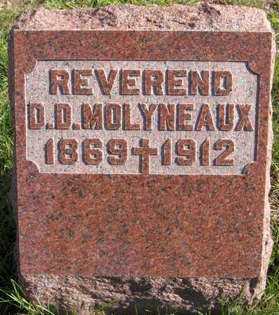 MOLYNEAUX, REV. D.D. - Scott County, Iowa | REV. D.D. MOLYNEAUX