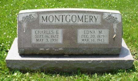 MONTGOMERY, CHARLES E. - Scott County, Iowa | CHARLES E. MONTGOMERY