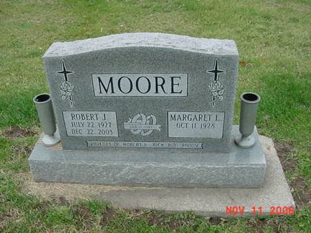 MOORE, ROBERT J - Scott County, Iowa | ROBERT J MOORE