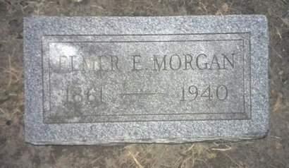 MORGAN, ELMER E. - Scott County, Iowa | ELMER E. MORGAN