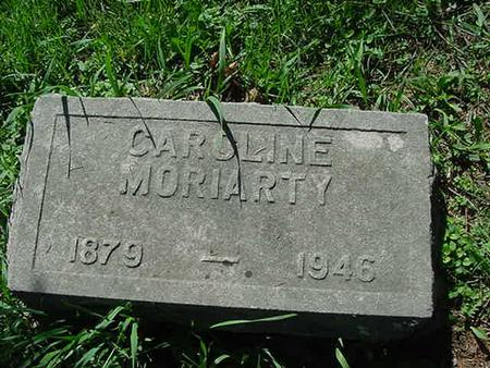 MORIARTY, CAROLINE - Scott County, Iowa | CAROLINE MORIARTY