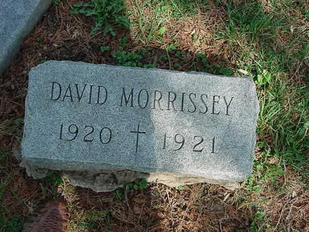 MORRISSEY, DAVID - Scott County, Iowa | DAVID MORRISSEY
