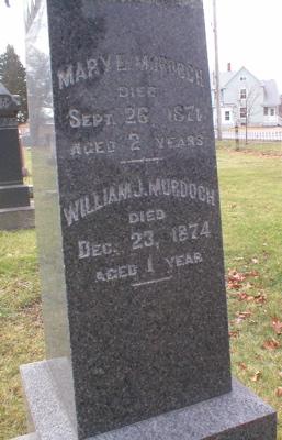 MURDOCH, WILLIAM J - Scott County, Iowa | WILLIAM J MURDOCH