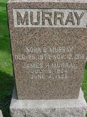 MURRAY, JAMES H - Scott County, Iowa | JAMES H MURRAY