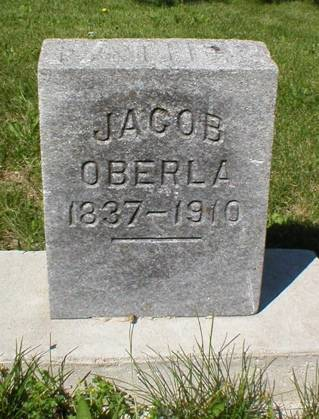 OBERLA, JACOB - Scott County, Iowa | JACOB OBERLA