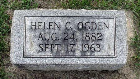 OGDEN, HELEN C. - Scott County, Iowa | HELEN C. OGDEN